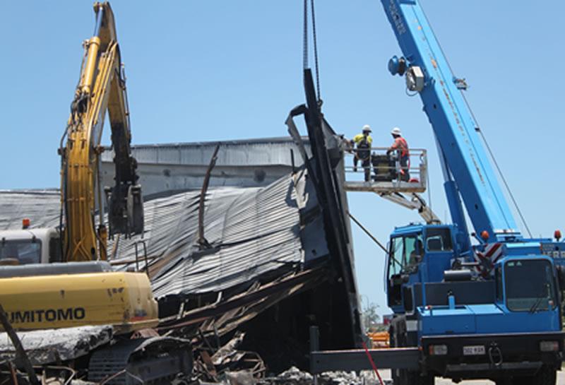 Demolition Service Contractors